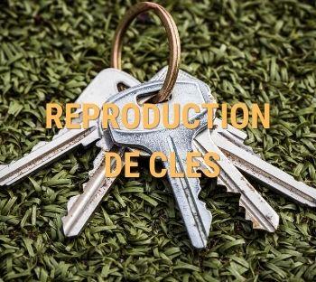 Reproduction de clés master net domicile marmande